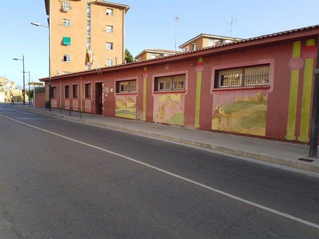 El albergue y el comedor social de Huesca abren de nuevo sus puertas.
