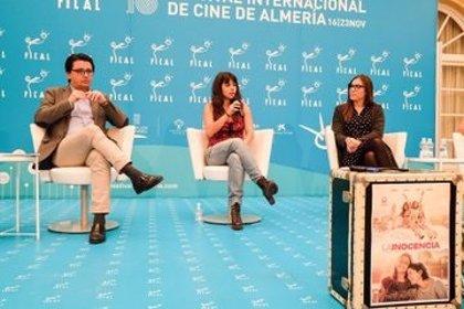 """Lucía Alemany: """"La verdad de 'La Inocencia' es que los actores se sienten libres de vivir el personaje"""""""