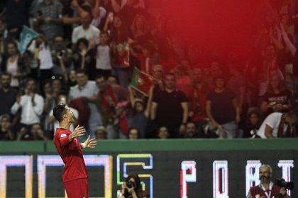 Portugal se gana el billete para la Eurocopa