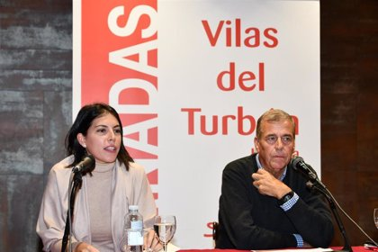 """Maldonado (PSOE) dice que la lucha contra la despoblación será una """"prioridad"""" en el nuevo marco presupuestario de la UE"""