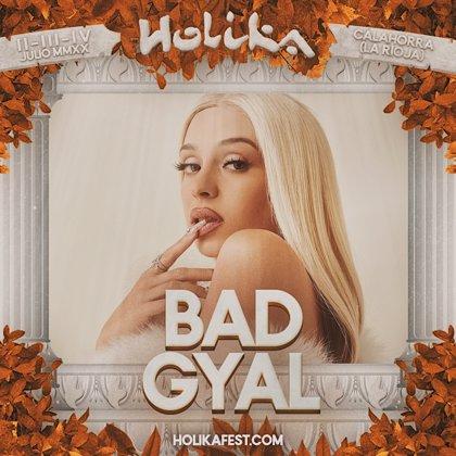 Bad Gyal repetirá en 2020 en el Holika Festival de Calahorra