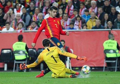 """Morata: """"Estoy con mucha confianza para estar en la Eurocopa"""""""
