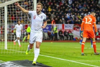 Inglaterra se gana un billete de cabeza de serie para la Eurocopa