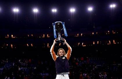 Tsitsipas se corona 'maestro' de 2019