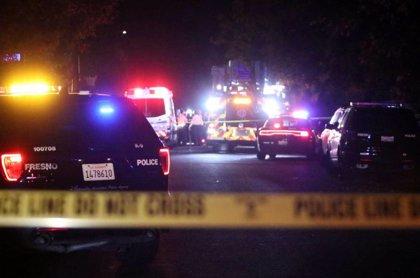 Al menos cuatro muertos y una decena de heridos en un tiroteo en una vivienda del estado de California