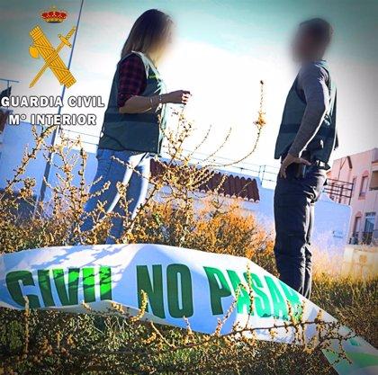 Dos detenidos acusados de robos en viviendas aisladas de Antas (Almería)