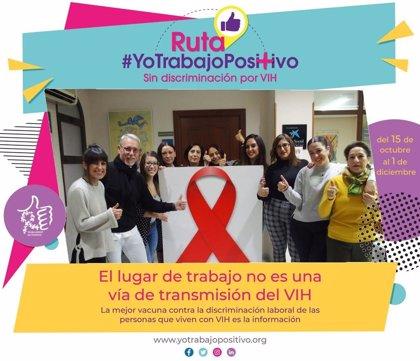 El Comité Anti-Sida de Extremadura se suma a una campaña para luchar contra la discriminación laboral por VIH