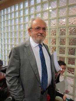 El magistrat del Tribunal Suprem, Luciano Varela