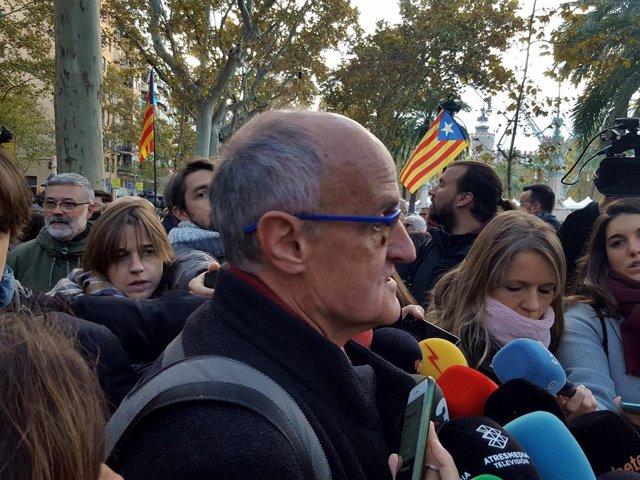 El vicepresident de l'ANC, Josep Cruanyes