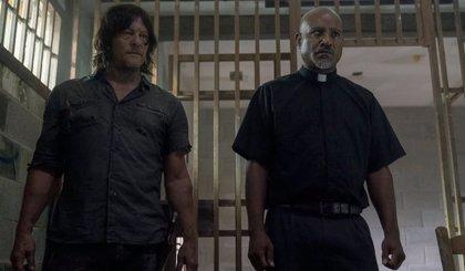 The Walking Dead sorprende en el 10x07 con una muerte que nadie vio venir