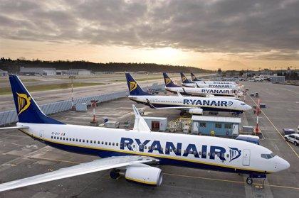 Ryanair y Lufthansa, las aerolíneas europeas con mayor tráfico aéreo en octubre