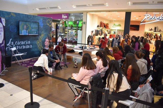 COMUNICADO: Vallsur se adhiere al movimiento STEM para incentivar el talento fem