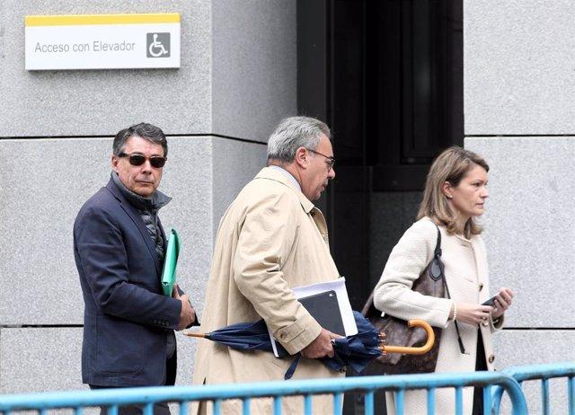 Ignacio González dice al juez que Aguirre no dio órdenes para contratar con empresas de Púnica para financiar al PP