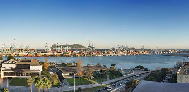 Cádiz.-Puertos.- El Puerto de Algeciras arranca un misión comercial en Perú con