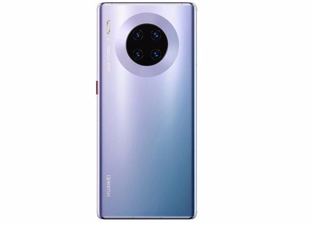 Huawei lanza en España su buque insignia Mate 30 Pro por 1.099 euros