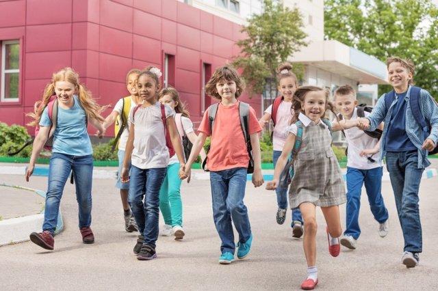 El recreo, un tiempo imprescindible para los niños