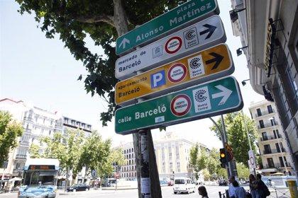Los túneles de El Pardo (Madrid) y la zona del Camp Nou (Barcelona), zonas urbanas donde más accidentes graves hay