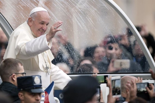 El Papa viaja desde mañana a Tailandia y Japón con el desarme nuclear y el diálo