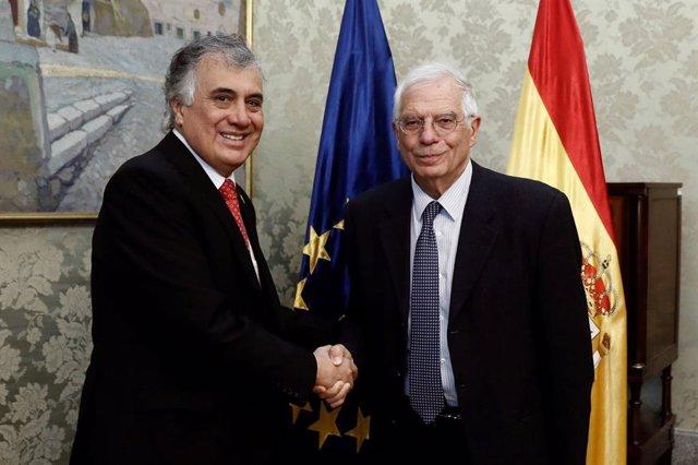 Bolivia.- El embajador de Bolivia en España renuncia al cargo en plena crisis po