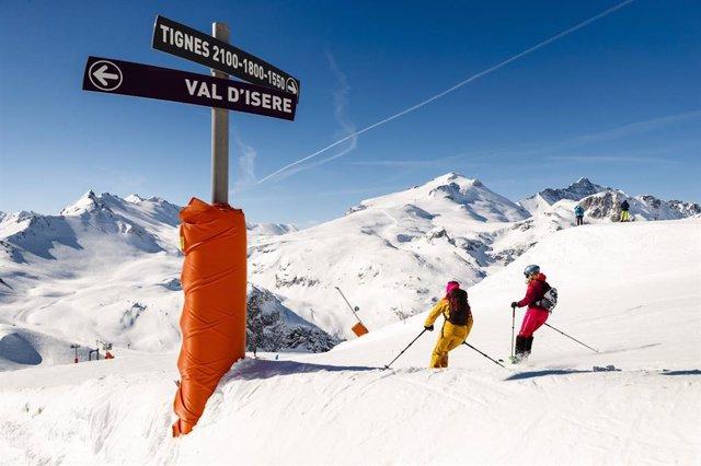 Las estaciones de esquí más valoradas por los españoles