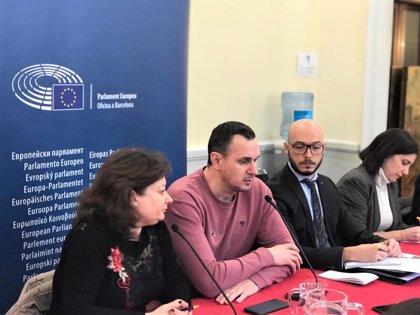 """El cineasta ucrans Oleg Sentsov: """"A Rússia no existeixen els judicis justos"""""""