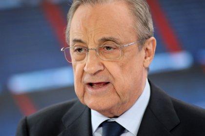 Florentino Pérez se persona en el procedimiento sobre los supuestos trabajos de Villarejo para Iberdrola