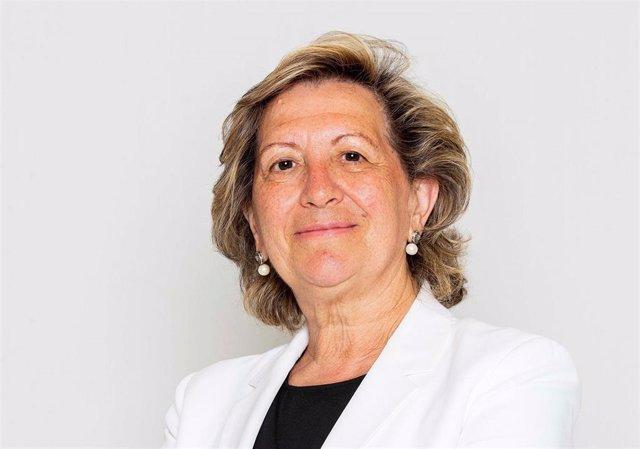 Pilar de Frutos, presidenta de Unespa
