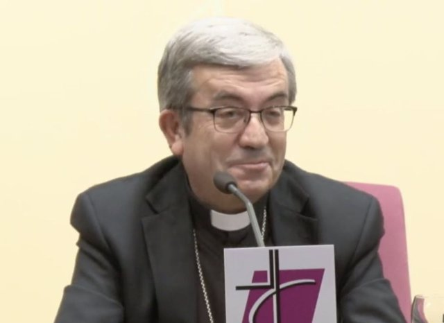 Luis Argüello, Secretari General de la Conferncia Episcopal