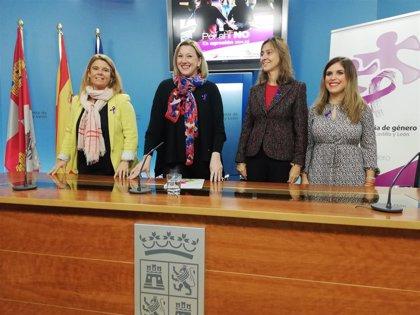 'Que nadie te apague', el lema de CyL contra la violencia de género