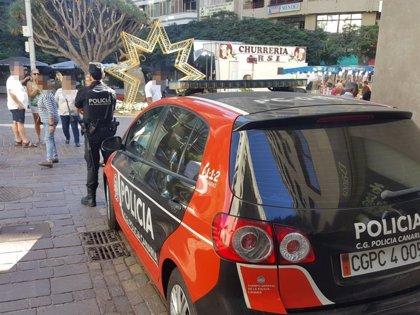 La Policía Canaria contará con 300 agentes cuando acabe la Legislatura