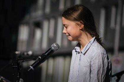 COP25.- Greta Thunberg surca el Atlántico con abundantes y sucesivas borrascas en los próximos días