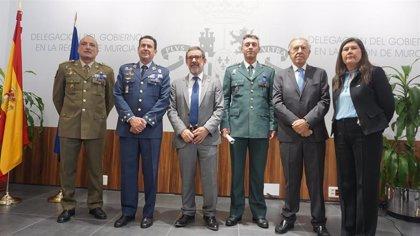 Medallas al Mérito de la Protección Civil para la Guardia Civil, la AGA y la Unidad Militar de Emergencias