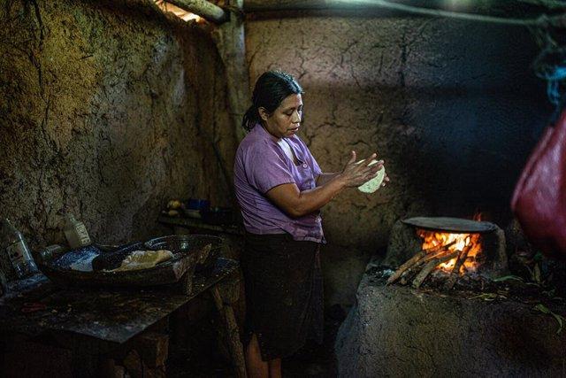 Guatemala.- Oxfam alerta del empeoramiento de la desnutrición infantil en Guatem