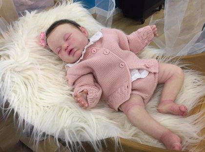 Más de 70 expositores compondrán este fin de semana la feria sobre muñecos bebés hiperrealistas