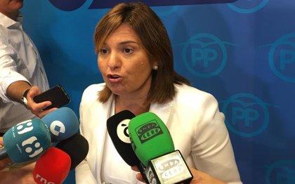 """Bonig pregunta a Puig si el """"diálogo"""" que defiende para Cataluña es con quien """"no acepta reglas del juego democrático"""""""