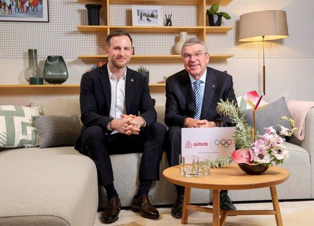 JJ.OO.- Airbnb firma un acuerdo con el COI para dar apoyo al Movimiento Olímpico