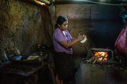 """La desnutrición infantil aumenta en Guatemala por la """"emergencia climática"""""""