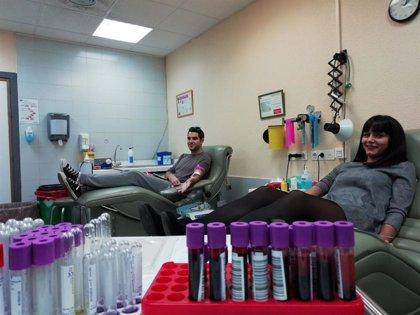 Organizan una nueva edición de la campaña de donación de sangre en la Universidad de Huelva