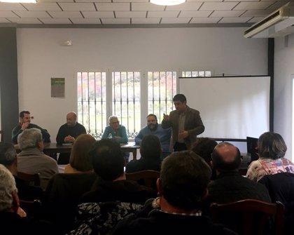 Reyes demanda el relevo generacional en la ganadería para hacer frente a la despoblación del mundo rural en Jaén