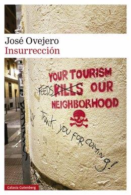 Portada de la novela 'Insurrección', de José Ovejero.