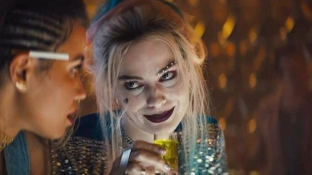 Margot Robbie es Harley Quinn en Birds of Prey (Aves de Presa)
