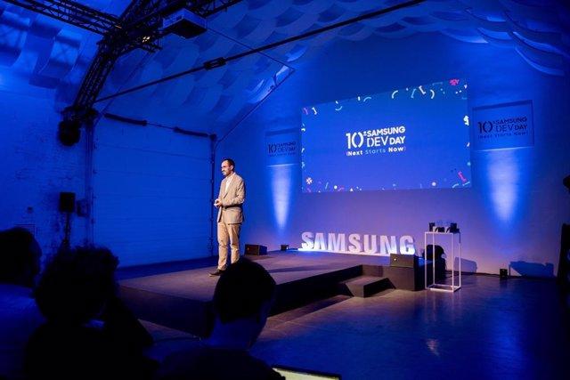Samsung Dev Day apuesta por la IA y el Blockchain para el desarrollo de 'apps' y