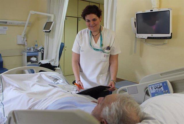 Programa de control de fractura de cadera en el General