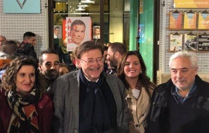 Ximo Puig y Miquel Iceta se reúnen esta tarde en Barcelona