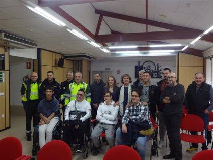 La DGT y el CRMF de Lardero colaboran en una nueva campaña de concienciación sobre consecuencias accidentes de tráfico