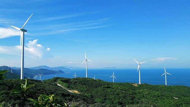 El viento en la Tierra ha aumentado un 7% en la última década