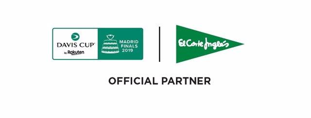 Tenis/Davis.- El Corte Inglés patrocina la Davis Cup By Rakuten Madrid Finals