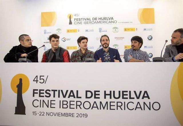 Huelva.- La argentina 'Yo, adolescente' opta por el Colón de Oro del Iberoameric