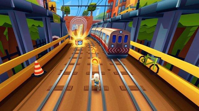 Subway Surfers y Candy Crush Saga, los juegos más descargados de la historia en