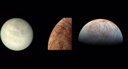 Científicos de la NASA confirman vapor de agua en la luna Europa